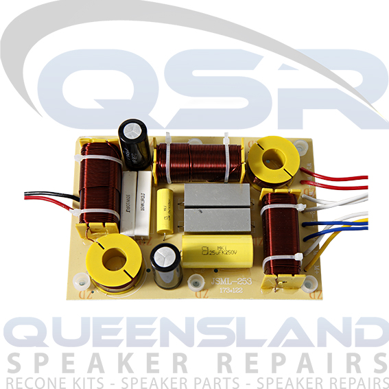 Speakers Wiring To Capacitor besides Wiring Subwoofer Diagram as well 533969 2ohm Crossover further Resistor Divider Output Impedance furthermore Cross6db. on car audio capacitor calculator