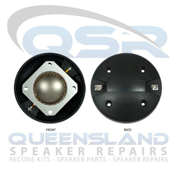 p audio replacement diaphragm to suit ht 406 8 queensland speaker repairs. Black Bedroom Furniture Sets. Home Design Ideas