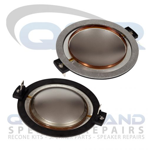 RCF Replacement Diaphragm to suit ND 650 - 8Ω